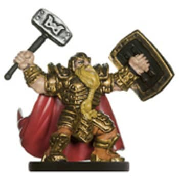 Male Dwarf Paladin - 13