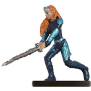 Female Human Avenger - 04