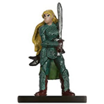 Female Elf Fighter - 11