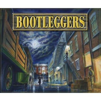 Bootleggers Board Game