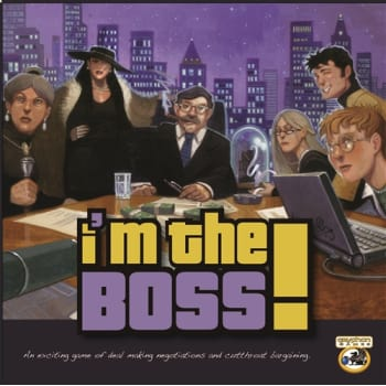I'm the Boss Board Game