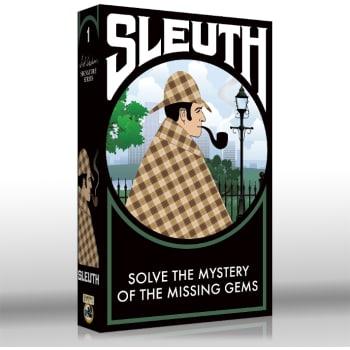 Sleuth - Gryphon Bookshelf Edition