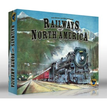 Railways of North America Expansion