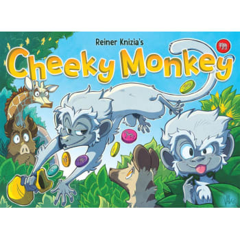 Cheeky Monkey: Bookshelf Edition
