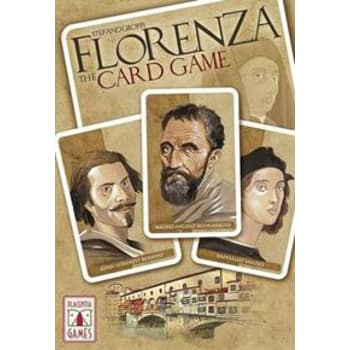 Florenza: The Card Game (Second Edition)
