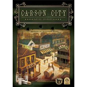Carson City Board Game (2nd Printing)