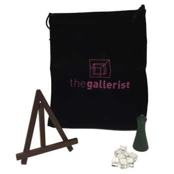 The Gallerist: Kickstarter Stretch Goal Pack #1