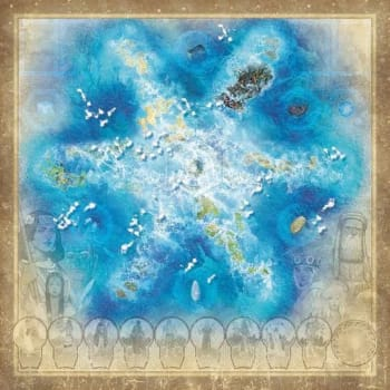 Atlantis Rising: 2nd Edition - Playmat