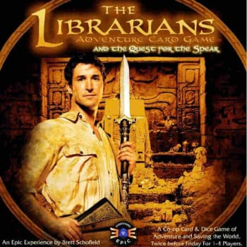 The Librarians: Adventure Card Game - Quest for the Spear