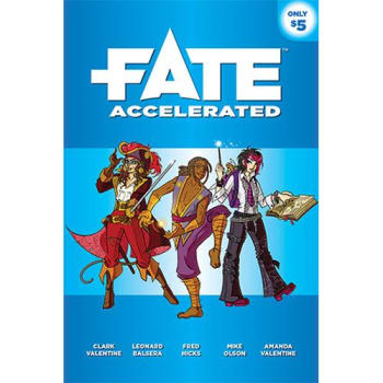 Fate: Accelerated Edition