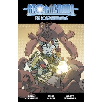 Fate RPG: Atomic Robo: Core Rules