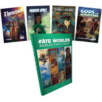 Fate Worlds: Worlds Take Flight