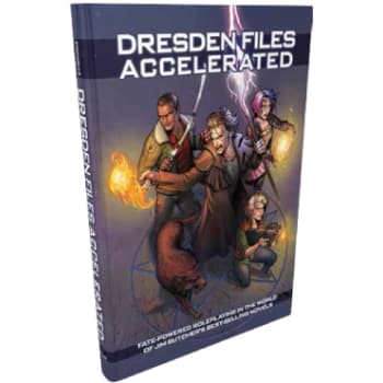 Dresden Files RPG: Dresden Files Accelerated