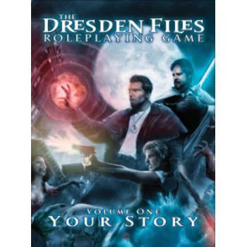 Dresden Files RPG Volume 1: Your Story