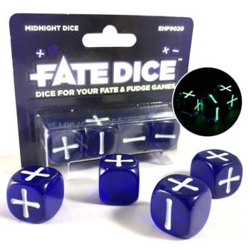 Fate Dice: Midnight Dice