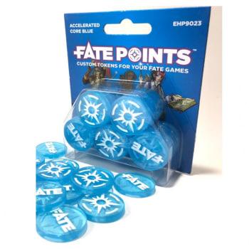 Fate Dice: Accelerated Core Blue