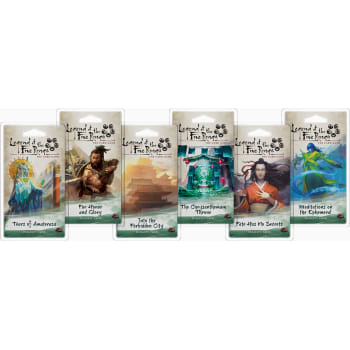 Legend of the Five Rings: Imperial Cycle Dynasty Pack Bundle