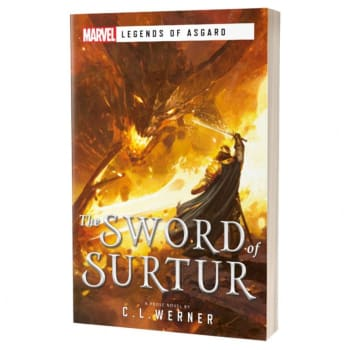 Marvel: Legends of Asgard - The Sword of Surtur