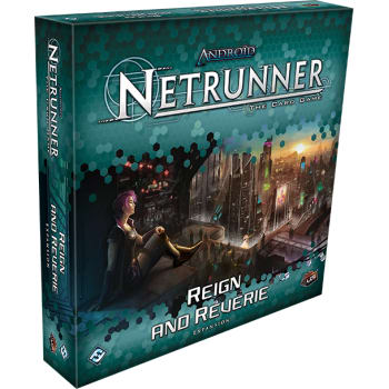 Android: Netrunner LCG Reign and Reverie Deluxe Expansion
