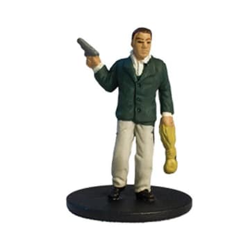 Arkham Horror: Premium Hero Figure - Finn Edwards