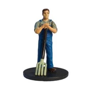 Arkham Horror: Premium Hero Figure - Hank Samson