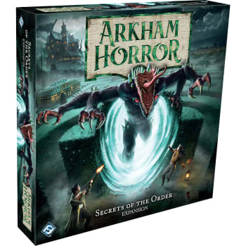 Arkham Horror (Third Edition): Secrets of the Order Expansion