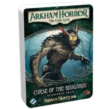 Arkham Horror LCG: Curse of the Rougarou Scenario Pack