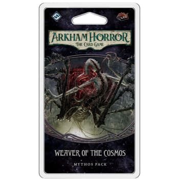 Arkham Horror LCG: Weaver of the Cosmos Mythos Pack