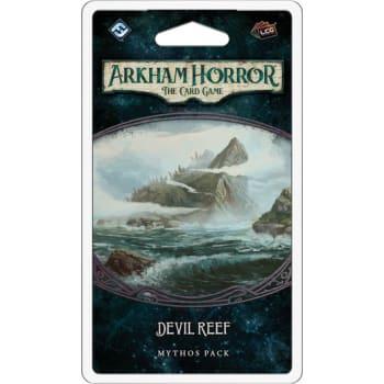 Arkham Horror LCG: Devil Reef Mythos Pack
