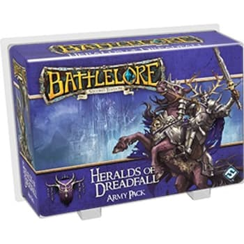 Battlelore Second Edition: Heralds of Dreadfall Army Pack