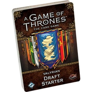 A Game of Thrones LCG: Valyrian Draft Starter