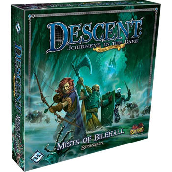 Descent Second Edition: Mists of Bilehall Expansion