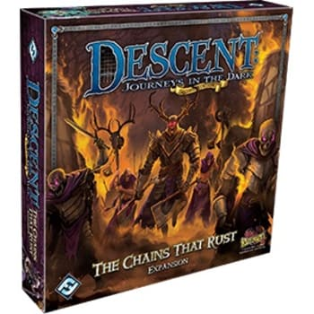 Descent Second Edition: The Chains That Rust Expansion