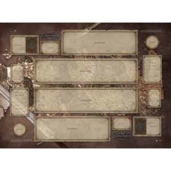 A Game Of Thrones Lcg Westeros 2 Player Play Mat
