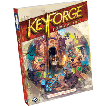 Genesys Keyforge: Secrets of the Crucible