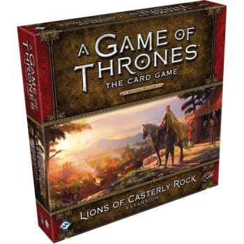 A Game of Thrones LCG: Lions of Casterly Rock Deluxe Expansion