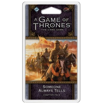 A Game of Thrones LCG: Someone Always Tells Chapter Pack