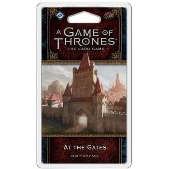 A Game of Thrones LCG: At the Gates Chapter Pack
