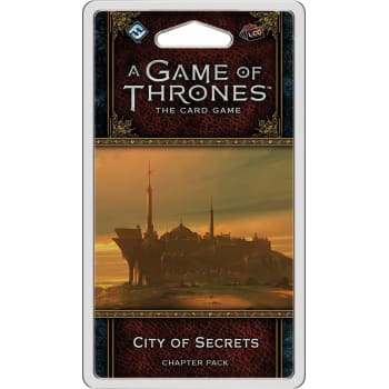 A Game of Thrones LCG: City of Secrets Chapter Pack