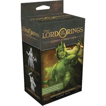 The Lord of the Rings: Journeys in Middle-earth - Dwellers in Darkness Expansion