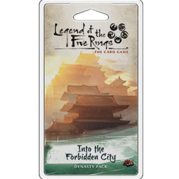 Legend of the Five Rings: Into the Forbidden City Dynasty Pack