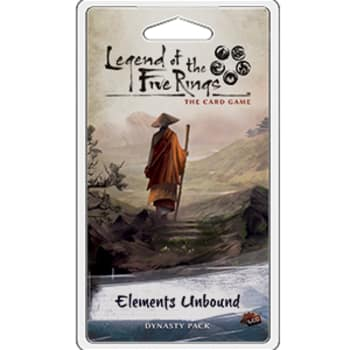 Legend of the Five Rings: Elements Unbound Dynasty Pack