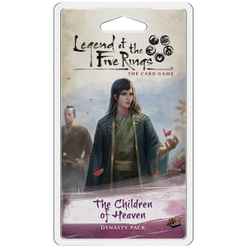 Legend of the Five Rings: The Children of Heaven Dynasty Pack