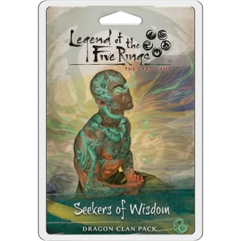 Legend of the Five Rings: Seekers of Wisdom Dragon Clan Pack