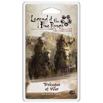 Legend of the Five Rings: Rokugan at War Dynasty Pack