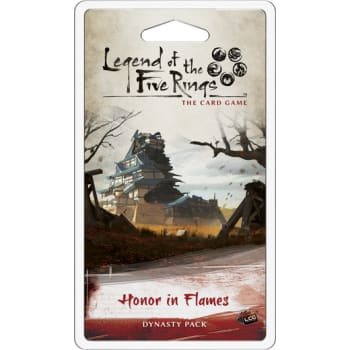 Legend of the Five Rings: Honor in Flames Dynasty Pack