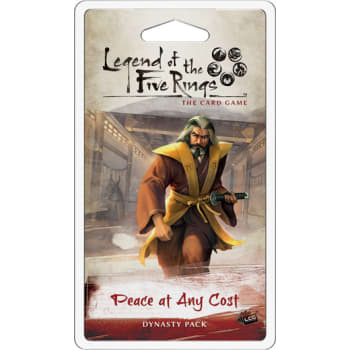 Legend of the Five Rings: Peace at Any Cost Dynasty Pack