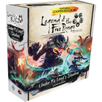 Legend of the Five Rings: Under Fu Leng's Shadow Expansion