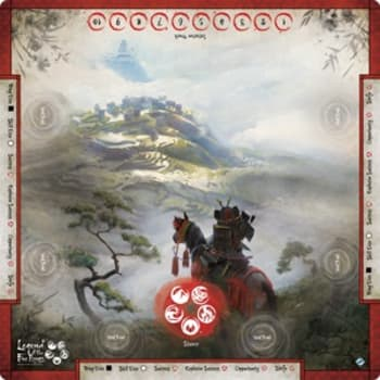 Legend of the Five Rings: Roleplaying Gamemat