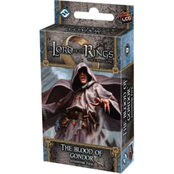 The Lord of the Rings LCG: The Blood of Gondor Adventure Pack